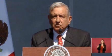 Hemos cumplido 89 de 100 compromisos: López Obrador