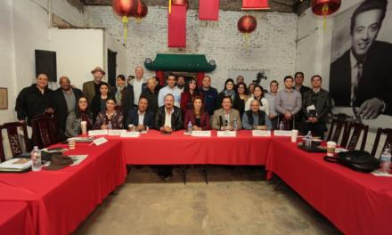 Presentan agenda binacional de eventos para el Centro Histórico