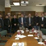 Se reúnen Secretario de Educación y rector de UABC para abordar agenda de coordinación