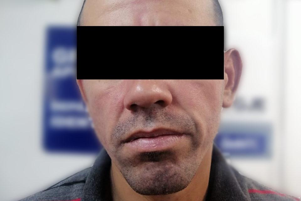 Sujeto buscado por privación de la libertad y robo es detenido por la Guardia Estatal