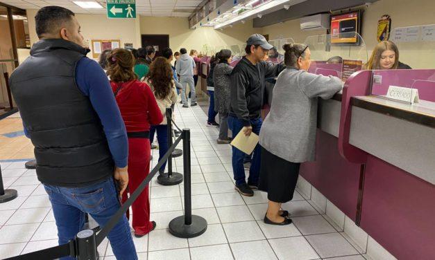 Abrirán cajas de recaudación municipal sábados y domingos