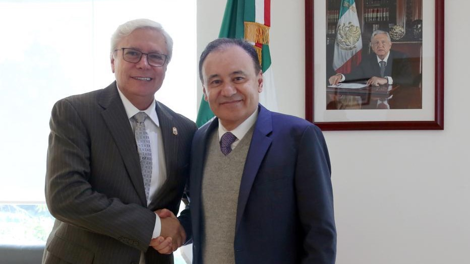 Alfonso Durazo inaugurará instalaciones de la Guardia Nacional en Tijuana