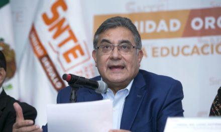 Miembros del SNTE elegirán por medio del voto a sus dirigentes sindicales