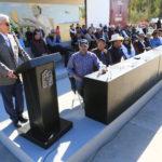 Anuncia gobernador Bonilla rescate del campo de Baja California