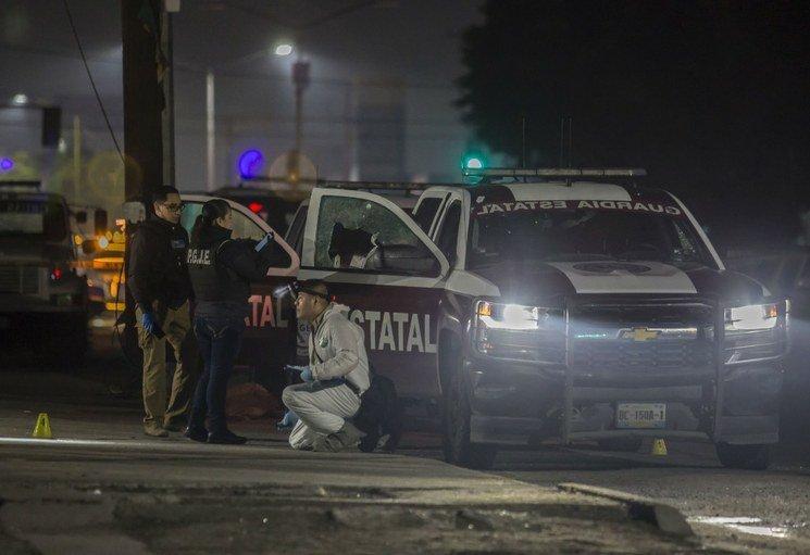 Atacan a elementos de la Guardia Estatal en Tijuana: mueren un agente y un civil