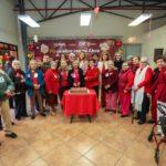 Festejan a abuelitos con motivo del Día del Amor y la Amistad