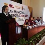 Presentan Plan Municipal de Desarrollo 2020-2021 para Mexicali