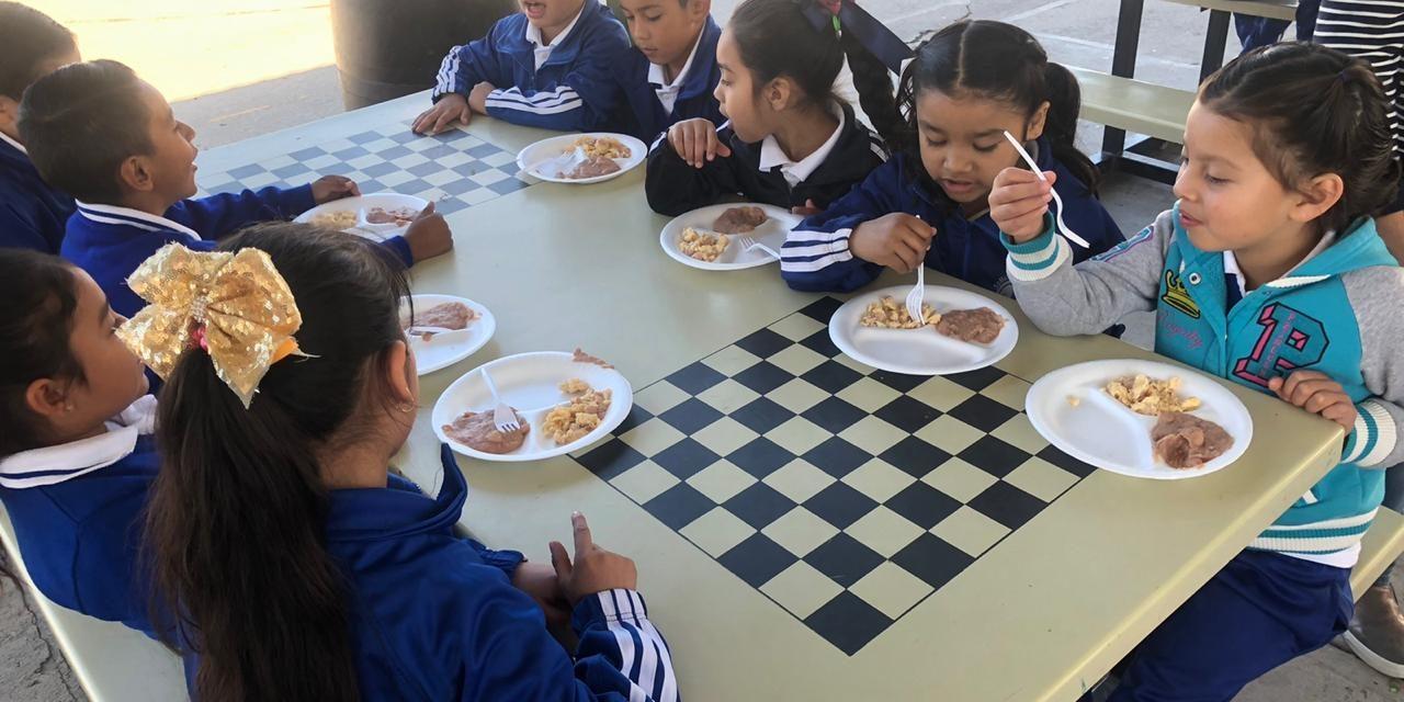 Responde Gobierno Estatal a denuncias sobre mala calidad de desayunos escolares