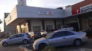 Cae tercer implicado en asalto al banco HSBC