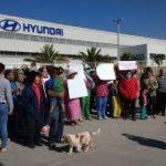 Gobierno del Estado clausura la planta Hyundai en Tijuana