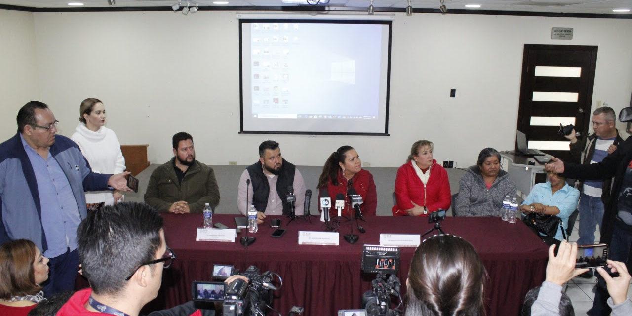 Busca Dip. Eva Rodríguez abastecer de agua a la Laguna Salada